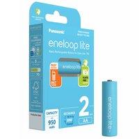Аккумулятор Panasonic Eneloop Lite AA 950 mAh 2 шт