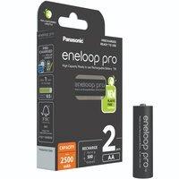 Акумулятор Panasonic Eneloop Pro AA 2500 mAh 2 шт