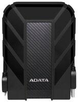 "Жесткий диск ADATA 2.5"" USB 3.1 HD710P 2TB Durable Black (AHD710P-2TU31-CBK)"