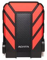 """Жесткий диск ADATA 2.5"""" USB 3.1 HD710P 2TB Durable Red (AHD710P-2TU31-CRD)"""