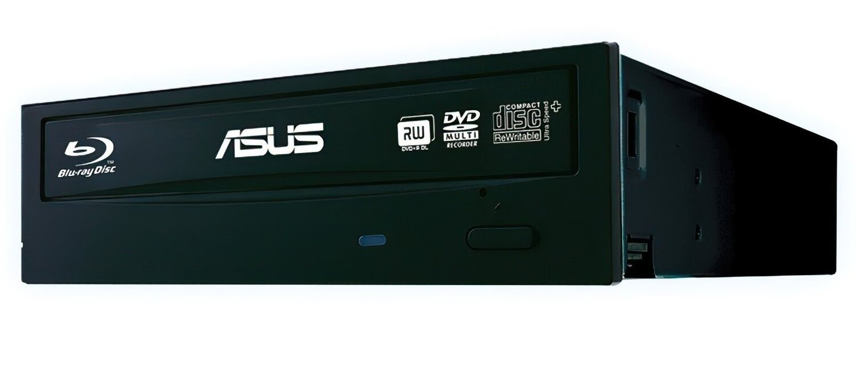 Оптичний привід ASUS BC-12D2HT Blu-ray Combo Drive SATA INT Bulk Blackфото1