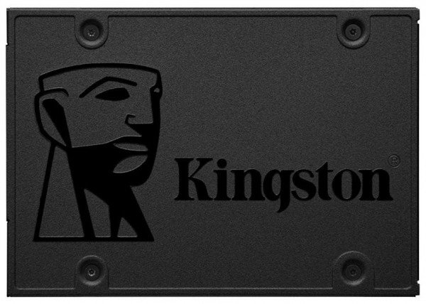 Купить SSD накопитель KINGSTON A400 480GB 2.5 SATAIII (SA400S37/480G)
