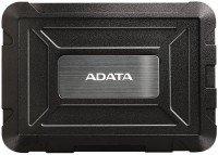 """Корпус для 2.5"""" HDD/SSD ADATA USB 3.1 ED600 Black"""