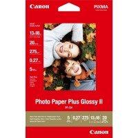 """Фотобумага CANON 5""""х 7"""" High Gloss PP-201, 20л. (2311B018)"""