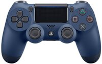 Беспроводной геймпад SONY Dualshock 4 V2 Midnight Blue для PS4 (9874768)