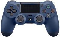 Бездротовий геймпад SONY Dualshock 4 V2 Midnight Blue для PS4 (9874768)
