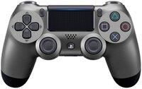 Бездротовий геймпад SONY Dualshock 4 V2 Steel Black для PS4 (9357179)