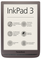 Електронна книга PocketBook 740 InkPad 3 Dark Brown