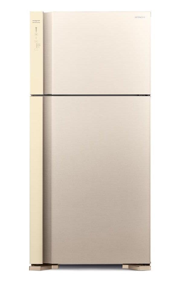 Холодильник Hitachi R-V660PUC7BEG фото1