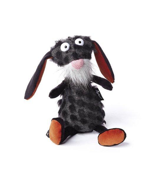 Купить Мягкая игрушка sigikid Beasts Кролик черный 29 см (38614SK)