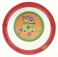 Тарелка глубокая sigikid Wild&Berry Bears (24519SK)
