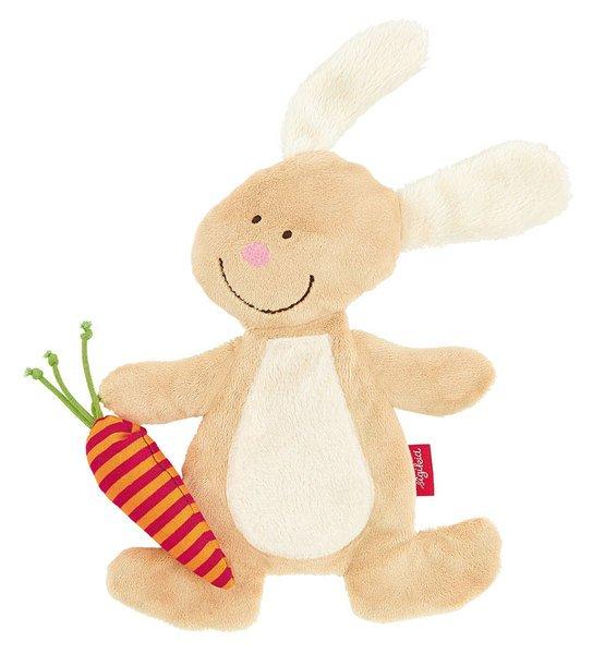Купить Мягкая шуршащая игрушка sigikid Кролик 18 см (40675SK)