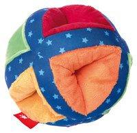 Погремушка sigikid Разноцветный мяч 12 сантиметров (41532SK)