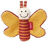 Мягкая игрушка sigikid Бабочка оранжевая 9 см (41181SK)