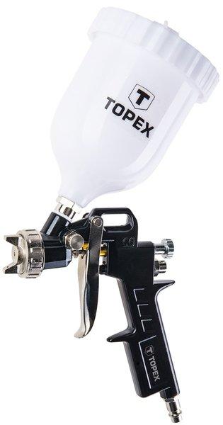 Купить Пневматический краскопульт TOPEX 75M201