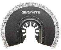 Набор насадок для реноватора Graphite 56H004