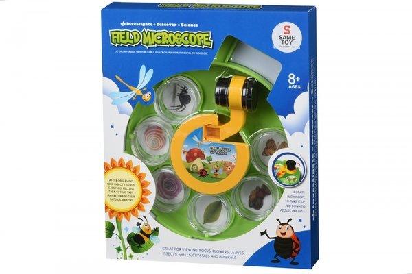 Научный набор Same Toy Field Microscope (613Ut)  - купить со скидкой