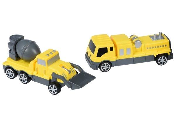 Купить Магнитный конструктор Same Toy Машина (8806_Ut)