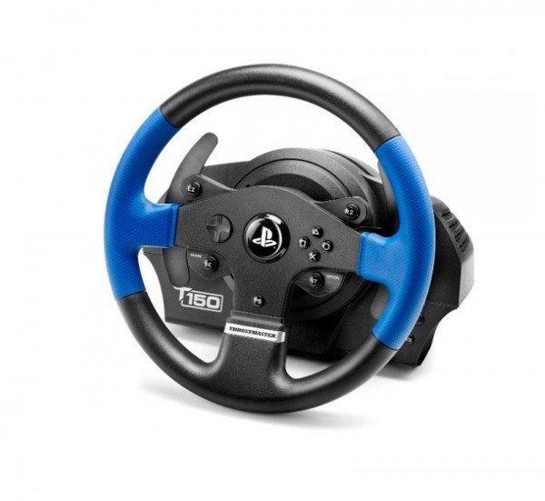 Купить Игровые манипуляторы, Руль и педали Thrustmaster T150 Force Feedback Official Sony licensed (4160628)