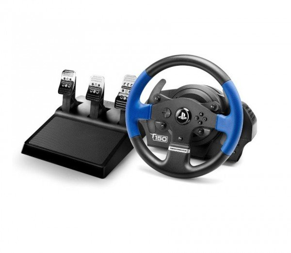 Купить Руль и педали Thrustmaster T150 RS PRO Official PS4 licensed (4160696)
