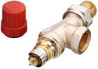 """Радиаторный клапан осевой Danfoss RA-N 15 термостатический, вх.1/2"""" - вых.1/2"""" (013G0153)"""