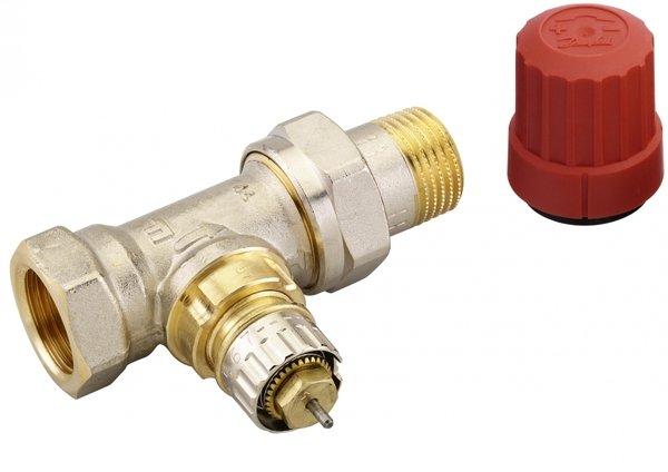 danfoss Радиаторный клапан прямой Danfoss RA-N 15 термостатический, вх.1/2 - вых.1/2 (013G0014)
