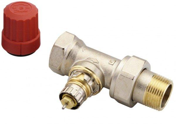 danfoss Радиаторный клапан прямой Danfoss RA-N 20 термостатический, вх.3/4 - вых.3/4 (013G0016)