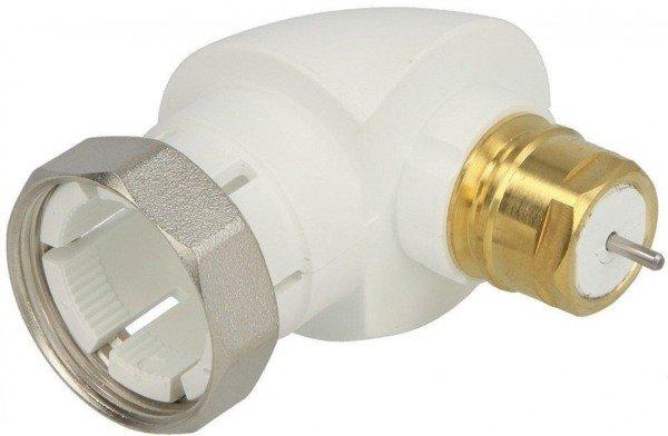 Купить Угловой адаптер Danfoss для термостатических головок RA, резьба М30х1.5 (013G1360)