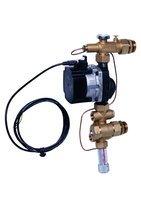 Компактный смесительный узел для теплого пола Danfoss FHM-C1 c насосом UPM3 (088U0094)