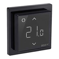 Терморегулятор DEVI Devireg Smart Black