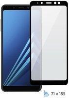 Стекло 2E для Galaxy A8+ 2018 (A730) 2.5D Black Border