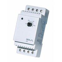Терморегулятор электронный Devi Devireg 330, (+5+45С), датчик на проводе 3м, на DIN рейку, макс.16А (140F1072)
