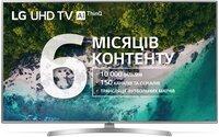 Телевізор LG 50UK6510PLB