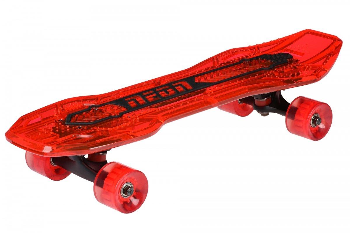 Скейтборд Neon Cruzer Red (N100791) фото