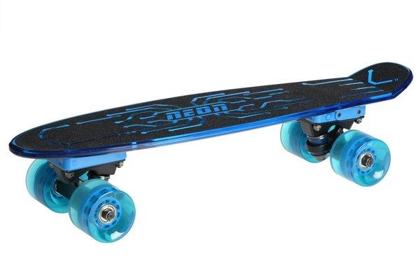 Скейтборд Neon Hype Blue (N100787)