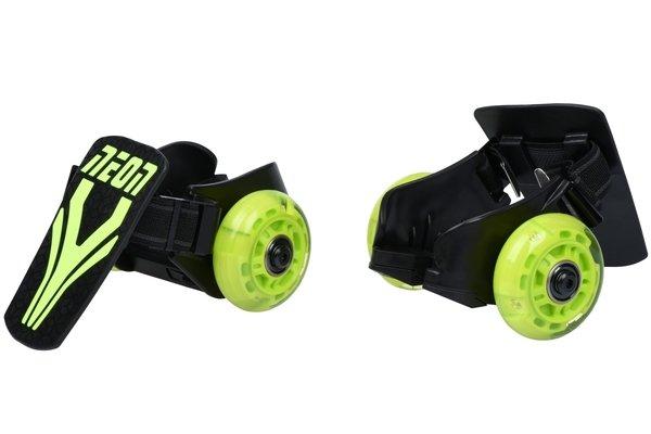 Универсальные ролики Neon Street Rollers Green (N100736)