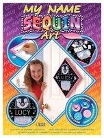 Набор для творчества Sequin Art MY NAME Penguin (SA1206)
