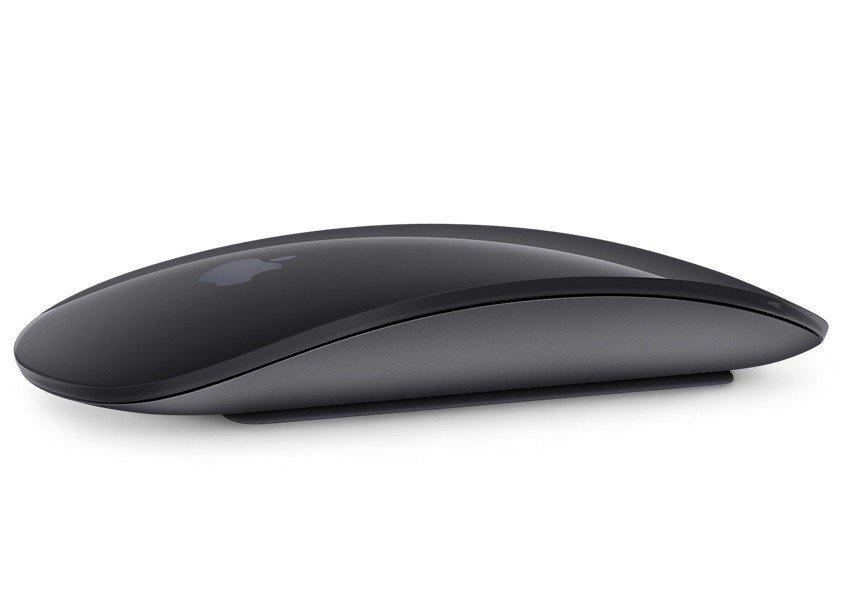 Мышь Apple A1657 Magic Mouse 2 Space Grey фото 1