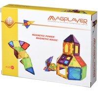 Конструктор Magplayer магнитные плитки 32 эл. (MPL-32)