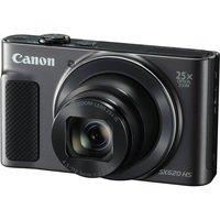 Фотоаппарат CANON PowerShot SX620 HS Black (1072C014)