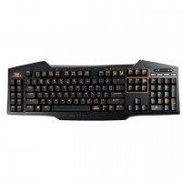 Игровая клавиатура ASUS STRIX Tactic Pro USB MX Cherry Black (90YH0081-B2RA00)
