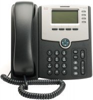 Проводной IP-телефон Cisco 4 Line IP Phone With Display, PoE and PC Port REMANUFACTURED