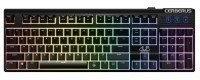 Игровая клавиатура ASUS Cerberus Mech RGB US RED UBW* (90YH0191-B2UA00*)