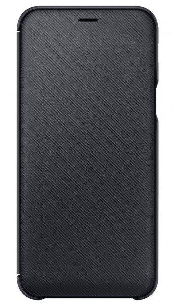 Купить Чехлы для телефонов (смартфонов), Чехол Samsung для Galaxy A6 2018 (A600) Flip Wallet Black