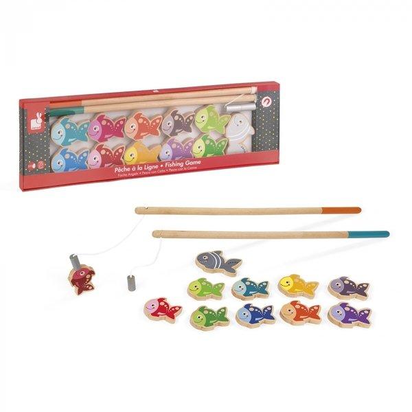 Купить Игра Janod Магнитная рыбалка (J03062)