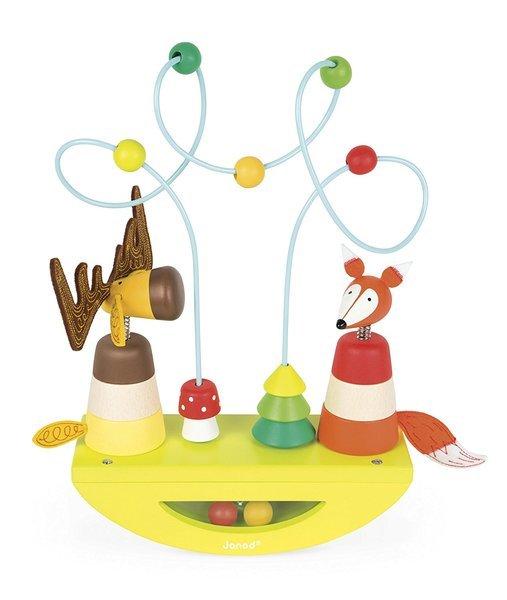 Игра-балансир Janod Лось и лиса (J08197)  - купить со скидкой