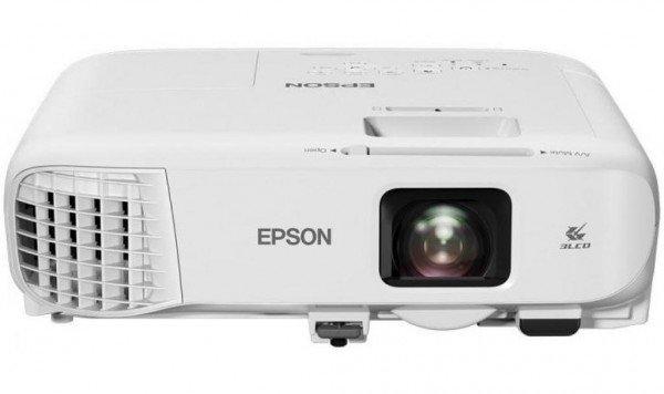 Купить Проектор Epson EB-2042 (3LCD, XGA, 4400 ANSI Lm) (V11H874040)