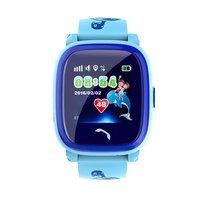 Дитячі годинник-телефон з GPS трекером GOGPS ME K25 синій (K25BL)