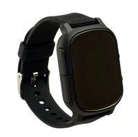 Дитячі годинник-телефон з GPS трекером GOGPS ME К20 чорний (K20BK)
