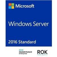 ПО HP Windows Server 2016 Standard ROK ru SW (P00487-251)